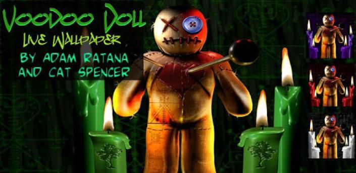 Voodoo Doll Live Wallpaper apk