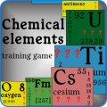 Chemical elements to learn Icon