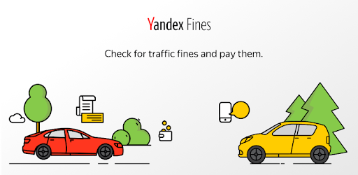 Yandex.Fines—checking & paying for traffic fines apk