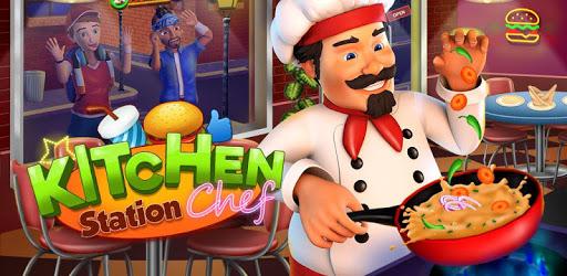 Kitchen Station Chef : Cooking Restaurant Tycoon apk