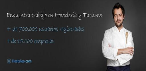 Hosteleo - Trabajo y Empleo en Hosteleria apk