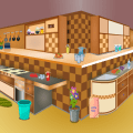 Classy House Escape Icon