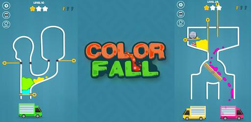 Color Fall - Pin Pull apk