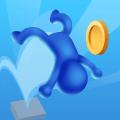 Bouncing Run 3D Icon
