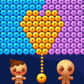 Bubble Shooter Cookie Icon