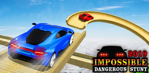 Impossible Car Stunt GT Ramp Racing Tracks 3D apk
