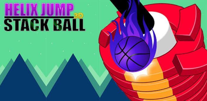 Helix stack Ball jump 3d: Drop The Helix Ball Game apk