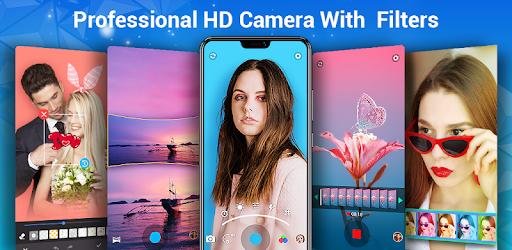 HD Camera - Video, Panorama, Filters, Photo Editor apk