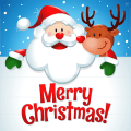 Santa Fly (Merry Christmas Game) Icon