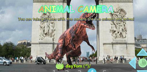 Animal Camera 3D apk