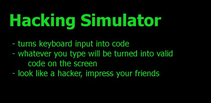 Coder Typer - Hacking Simulator apk