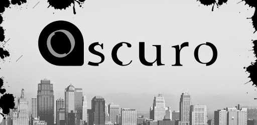 Oscuro Icon Pack apk