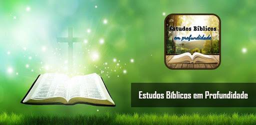 Estudo bíblico em profundidade apk