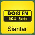 BOSS 102.8 FM - SIANTAR Icon