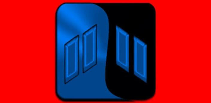 Wicked Blue Icon Pack Free apk
