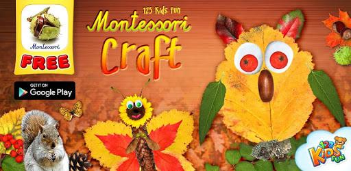 123 Kids Fun Montessori Craft apk