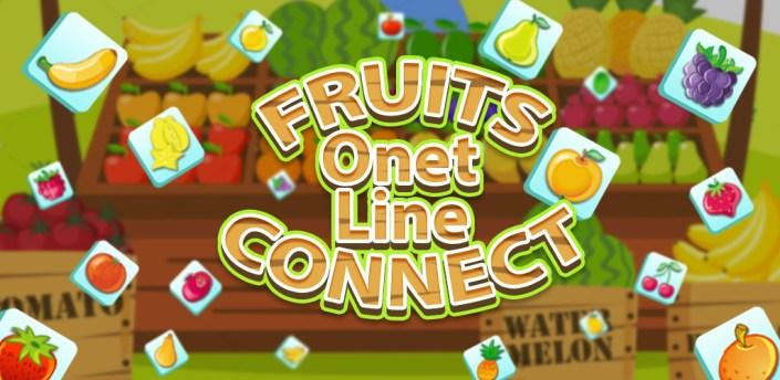 Fruits Onet Line Connect apk