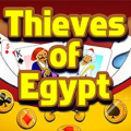 Thieves of Egypt Solitaire Icon