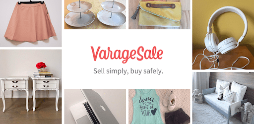 VarageSale: Sell simply, buy safely. apk