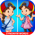 Learn Synonym Words for kids - Similar words Icon