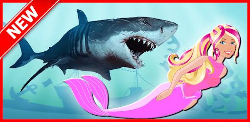 Shark Attack Little Mermaid apk