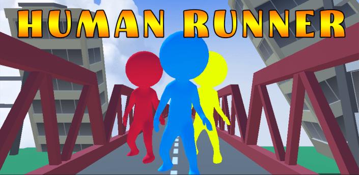 HUMAN RUNNER 3D apk