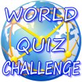 World Quiz Challenge Icon