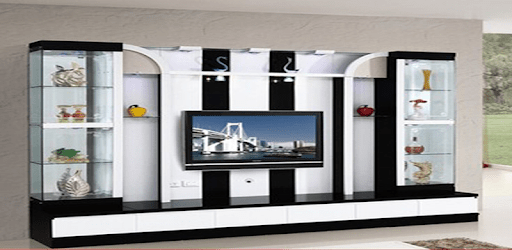 TV rack design apk