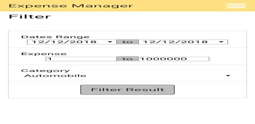 Expenses Tracker apk