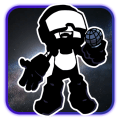 FNF Fireday night funny mod Tankman character test Icon