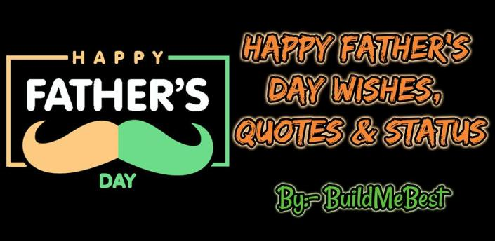 Happy Father's Day Wishes, Quotes, Status Messages apk