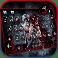 Spooky Skeleton Love Keyboard Theme Icon