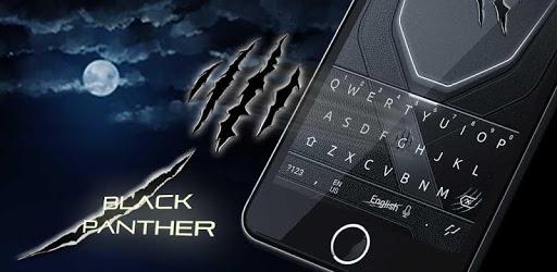 Black Panther Keyboard apk