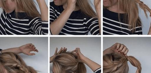 Best haircuts tutorials apk