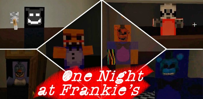 Horror Maps ONaF for MCPE apk