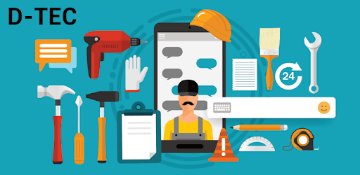 Work report management - D-TEC apk