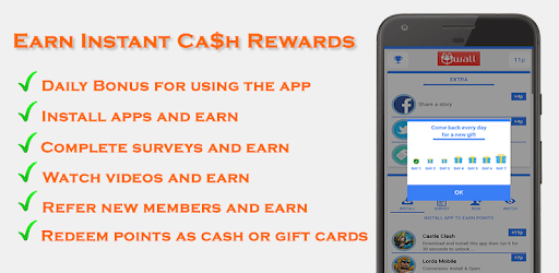 Instant Cash Rewards - Earn Money and Gift Cards apk