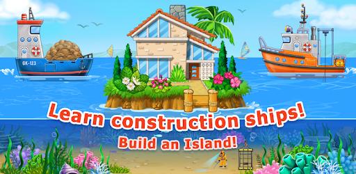 Building games for boys. Build house, island apk
