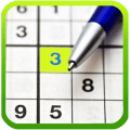 Free Sudoku Puzzles Icon