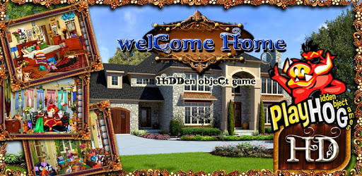 # 54 Hidden Objects Games Free New -Welcome Home apk