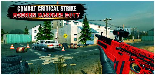 Combat Critical Strike : Modern Warfare Duty apk