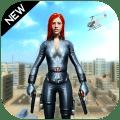 Superhero Vegas Strike-Superhero City Rescue Games Icon