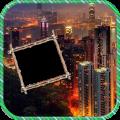 Night City Photo Frames Icon