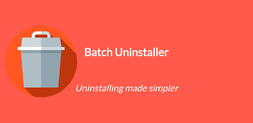 Batch Uninstaller apk