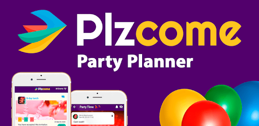 Plzcome Party Planner apk