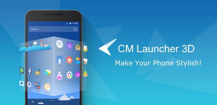 CM Launcher apk