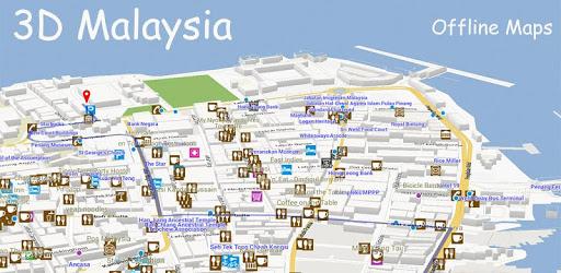 3D Malaysia: Maps & Navigation apk