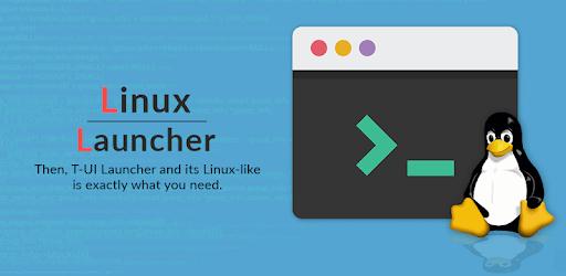 Linux Launcher For Android -Linux Comand Launcher apk