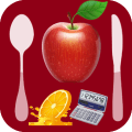 Calorie Counter-Food & Fitness Tracker Icon