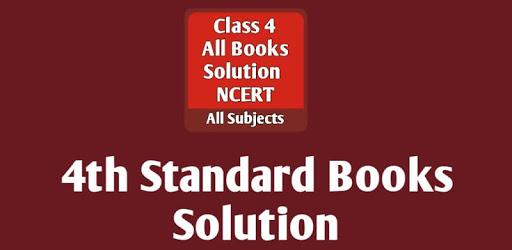 Class 4 Books Solution NCERT-4th Standard Solution apk